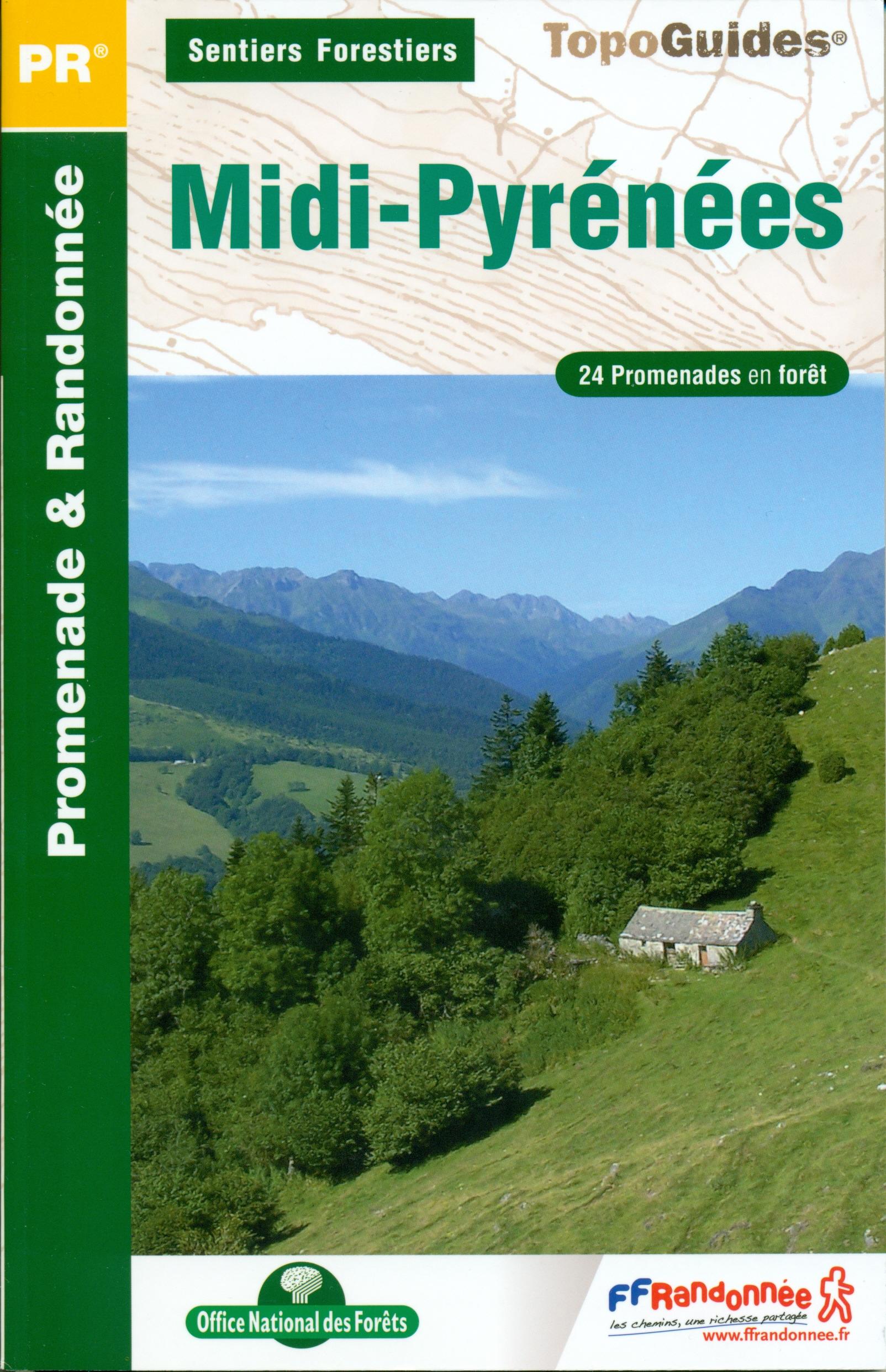 Calendrier Randonnee Pedestre Lot Et Garonne.Sentiers Forestiers En Midi Pyrenees A Pied Randonnee