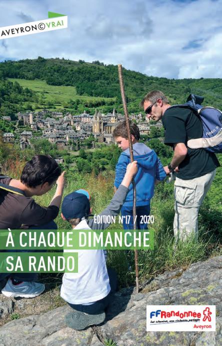 A chaque dimanche sa rando Archives » Randonnée pédestre en Aveyron